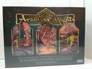 Sealed Box Tales Of The Arabian Nights Game New Out Of Print 1995 Z-man Games