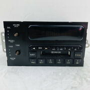 Delco Electronics Am Fm Cassette Car Radio 16201164 Untested As Is