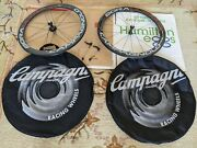 Campagnolo Bora Ultra Two 50mm Wheelset - Tubular Excellent Used Condition