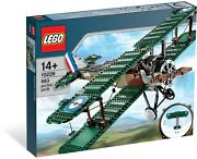 Lego Creator 10226 Sopwith Camel Retired Product The Best Reasonable Price New