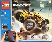 Lego Hot Flame Racers, 8376, New, Unopened, Sealed Package