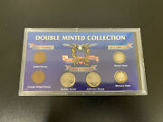 Double Minted Collection 1909 Pennies 1938 Nickels 1916 Dimes