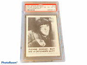 Spook Stories Leaf Card 1961 Vtg Psa 6 Universal Monsters 33 Mitt Zombie Scary