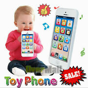 Educational Toys For Toddlers Cell Phone For Kids Boys Girls Best Baby Realistic