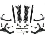 Suspension And Steering Chassis 16pc Kit Fits Jeep Liberty 2.8l Turbo Diesel 05-06