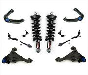 Frt Coil Spring Struts 12p For 05-14 Frontier Extended Cab Rear Wheel Drive 2.5l