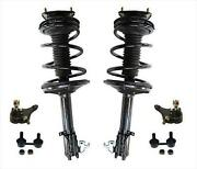 Suspension And Chassis 6pc Kit For Toyota Rav4 4 Weel Drive 4 Doors 16 Rims 96-00