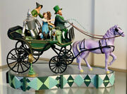 San Francisco Music Box Company Wizard Of Oz Horse Of A Different Color Euc