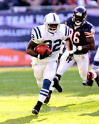 Edgerrin James Photo Picture Indianapolis Colts 8x10 11x14 11x17 Or 16x20 E1