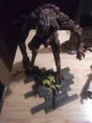 Mcfarlane Toys Movie Maniacs The Fly Brundlefly Loose Figure