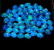 Natural Ethiopian Priba Opal Faceted Aaa Grade Fire Opal Loose Gemstone 10x12 Mm