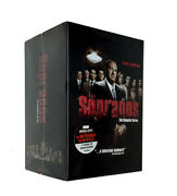 The Sopranos The Complete Series 1-6 Dvd 30-disc Box Set Brand New Free Shipping