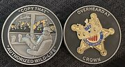 Us Secret Service Usss Overheard At Crown Morale Challenge Coin