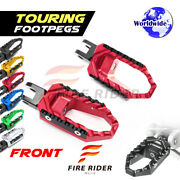 For Ducati Multistrada 620 All Year Frw Cnc Touring Front Footpegs