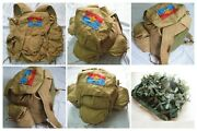 Vc North Vietnamese Army Combat Rucksack / Backpack...