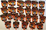 Patch  Set Of 45 Patches Bonus 3 Special Forces Group Macv - Sog Patches
