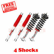 Kit Of 4 Rancho Front And Rear Strut Rs5000 Shocks For Chevrolet Tahoe 07-13