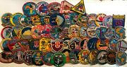 Combo Patches 50 Patches Bous 7 Usn Uss Midway Cva Hancok Patch