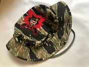 5th Special Forces Group Macv-sog Ccc Recon , Ussf Bonie Hat ,