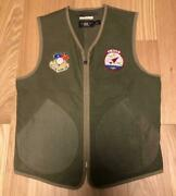 Rrl Mens Limited Edition Conner Vest Khaki Size S 170/92a Used