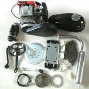 49cc 4-stroke Bicycle Engine Set With Belt Gear For Gasoline Powered Bicycle New