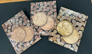188 Coin Set Album Collection Of Lincoln Wheat And Memorial Cent Pennies 1909-1975