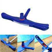 Swimming Pool Suction Vacuum Head Brush Cleaner Above Ground Cleaning Tool New