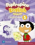 Poptropica English Islands Level 5 My Language Kit + Activity Book Pack Magdal