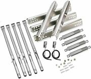 Uniflasy Grill Replacement Parts Kit For Charbroil Performance 475 4 Burner 17,