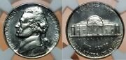 1952 S 5c Jefferson Nickel Ngc Ms 66 Pl -proof Like Pop 1/0 Only One