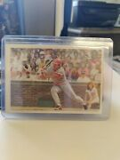 1985 Topps Pete Rose Makes A Puzzle Of 120 Cards