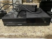 Microsoft Xbox One Day One Edition 500gb Black Console All Wires + 5 Games