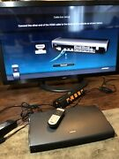 Bose Videowave System 55andrdquo Av Monitor And Avm Control Console 402455 W/ Remote
