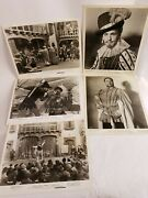 1945 Henry The Fifth In Technicolor Movie Press Release Advertising Photo Lot