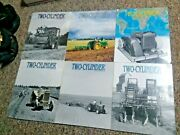 6 Issues Complete 2006 Year Two-cylinder John Deere Tractor Collector Magazines