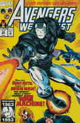 Avengers West Coast 94 Vf/nm Marvel | Save On Shipping - Details Inside