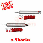 86-96 Jeep Wrangler Yj 4wd 2.5 Lift Rs9000xl Rancho Front Shocks
