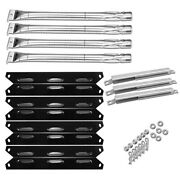 Gas Grill Repair Kit Replacement Parts Burner And Heat Plates For Bbq Pro Kenmore