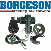 Borgeson Steering To Power Conversion Kit For 1967-1982 Chevrolet Corvette Lr