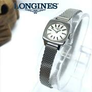 Longines Vintage Watches Ladies Watches Good Condition Simple