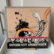 Motion City Soundtrack Commit This To Memory Black Vinyl