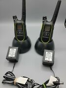 Motorola Talkabout Sx700 Two-way Radio Set 12-mile Range 22-channel Frs/gmrs