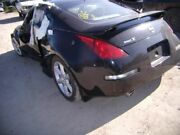 Trunk/hatch/tailgate Coupe With Spoiler Fits 03 350z 2821