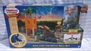 Thomas And Friends Wooden Railway Cgl51 Sam And The Great Bell Set - New