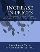 Increase In Prices Some Descendants Of David And Agnes Hoffmann Price Of ...