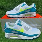 Nike Air Max 90 And039spruce Limeand039 Size 6.5 Wmns Cz2908-100