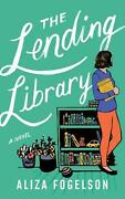 The Lending Library A Novel By Aliza Fogelson English Compact Disc Book Free