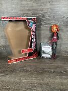Monster High Toralei Stripe Doll Wave 1 With Box