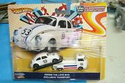 Hot Wheels Transport Herbie Love Bug Vw Classic Bug And Vw T1 Pickup Paypal Only