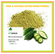 Bitter Gourd Powder With Seeds Organicreduces Blood Sugar In Diabeticpatients